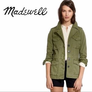 Madewell | New Haven Supply | Chino Utility Jacket